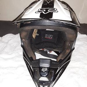 Fox racing Pilot V1 helmet